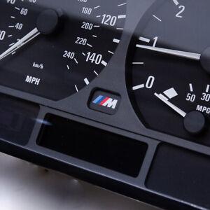 BMW E46 Instrument Cluster M Logo Badge Backlight Compatible Non-M3