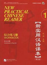 New Practical Chinese Reader: v. 1: Workbook (Workbook 2nd Edition With MP3) by