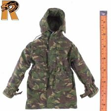 Dave Wilson : Falklands - Camo Hooded Jacket - 1/6 Scale - Dragon Action Figures