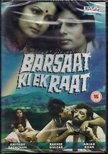 Barsaat Ki Ek Raat (Hindi DVD) (1981)(English Subtitles)(Brand New Original DVD)