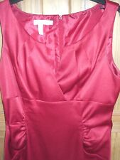 Fever London red cocktail dress size 12