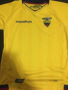 Marathon Youth S Ecuador Jersey