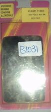 B1031 - SPECCHIETTO SPECCHIO VETRO VOLKSWAGEN POLO FINO AL 94  DESTRO