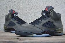 Nike Air Jordan Retro 5 Sequoia Supreme Doernbecher Quai FEAR PACK 5 size 10 DS