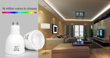 Faretto GU10 5W RGB+Bianco Lampada Wifi Dimmerabile