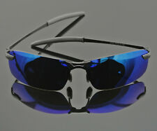 Men Aviator Driving Glasses Mirrored Polarized Sunglasses Outdoor Sports Eyewear