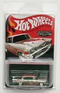 2015 HW Mail-In Collector Edition - '57 Chevy Bel Air - Zamac Edition
