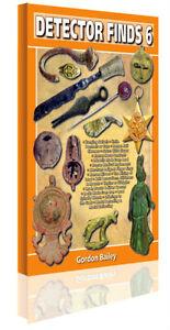 BOOK METAL  DETECTORS FINDS ( 6 ) TREASURELANDDETECTORS EST/ 2003