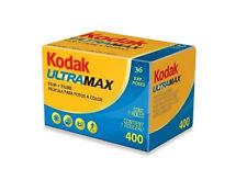 1 Pellicola 35mm Rullino Colore Kodak Ultramax 400 asa  36 foto - film