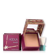 AUTHENTIC! 1 Benefit HOOLA Face Powder & Brush .28 oz Full Size Bronzer Bronzing