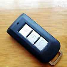 Key Shell Case For Mitsubishi Outlander Lancer EX ASX Pajero 3 Buttons