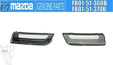 Mazda RX-7 86-92 Genuine Left & Right Lamp Hole Cover Right & Left Side
