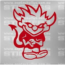 LITTLE DEVIL DECAL 190mmx220mm 15 COLOURS TO CHOOSE MPN 961