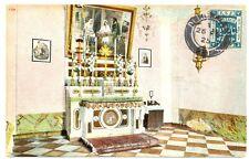 PALESTINA   1925  PPC  JERUSALEM  TO AUSTRIA      F/ VF