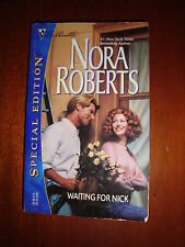 Nora ROBERTS - WAITING FOR NICK