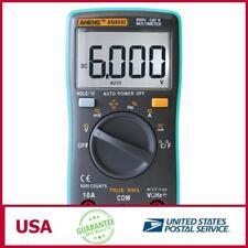 ANENG AN8002 Digital True RMS 6000 Counts Multimeter AC/DC Current Voltage
