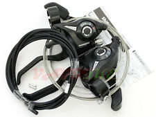 Shimano ST-EF51 3x7 Speed EZ-FIRE Plus Shifter/V-Brake Lever w/ Cable Housing
