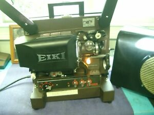 EIKI EX 3000  16mm XENON AUTO THREAD PROJECTOR SERVICED, CERTIFIED, & GUARANTEED