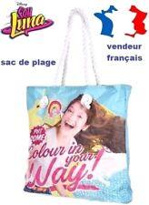 Sac de plage enfant SOY LUNA Disney 41 x 36 x 14 cm.