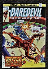 DAREDEVIL #132 (1976 Marvel) 2nd Appearance Bullseye FN+