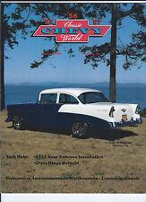 MARCH 1990 Classic Chevy World 1955 1956 1957 REAR ANTENNA DOOR HINGE REBUILD