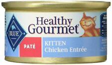 Blue Healthy Gourmet Kitten Pate Chicken Multipack Wet Cat Food 3-Oz (6 Pack)
