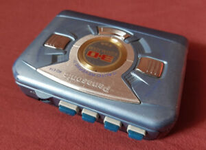 Panasonic RQ-E14 Pocket Cassette Player (2001)
