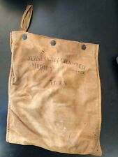 Antique, The American Red Cross... Jersey City Chapter... Pouch Bag