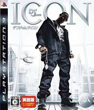 USED Def Jam Icon Japan Import PS3