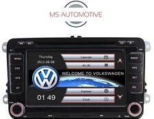 """VW VOLKSWAGEN T5 SAT NAV 2010-2015 RNS510 STYLE 7"""" DVD BT TRANSPORTER CARAVELLE"""
