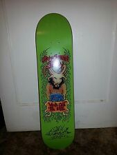 Bulldog Skates Stoney - Signed by Wes