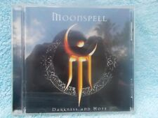 MOONSPELL DARKNESS AND HOPE  C.D.NEW