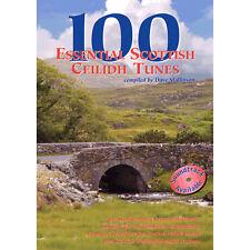 100 Essential Scottish Ceilidh Tunes Book Only - Dave Mallinson
