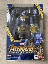 S.H.Figuarts THANOS Avengers Infinity War Action Figure Marvel Bandai