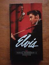 Elvis Presley 4CD Longbox  Today Tomorrow & Forever (2002)