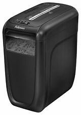 Fellowes Powershred 60Cs Cross-Cut Shredder - Black
