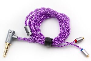 iBasso CB16 Hand Braided Balanced Cable with 4.4mm Plug and MMCX Connectors