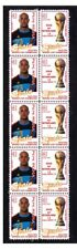 SPAIN 2010 WORLD CUP WIN MINT STAMP STRIP, PEPE REINA