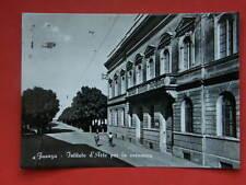 FAENZA Istituto Arte Ceramica Ravenna vecchia cartolina