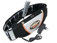 VIBRO SHAPE Slimming Massage Belt Machine Heat Function Fat Burning Loss Weight