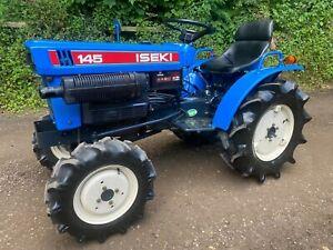 ISEKI 145 4WD Compact Tractor  *** VERY NICE ***