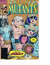 New Mutants #87 1st Cable! Gold cover 2nd print! Deadpool movie