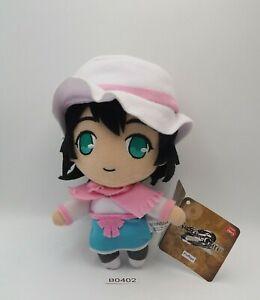 "Steins;Gate 0 Mayuri Shiina B0402 Furyu Strap 6"" Plush Stuffed Toy Doll Japan"