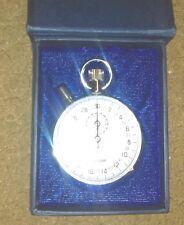 VTG Ultrak Mechanical Stopwatch 13 Jewels MODEL cei1000 ultrak origial box Work