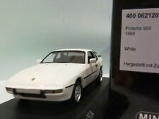 WOW EXTREMELY RARE Porsche 924 2.5L 1984 White 1:43 Minichamps-944-968-Spark-GT