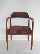 Vintage 50er 60er Jahre Armchair Armlehnstuhl Schreibtischstuhl
