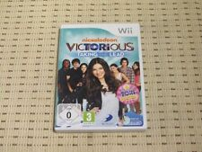 Victorious Taking The Lead für Nintendo Wii und Wii U *OVP*