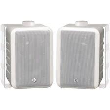 Bic America Rtrv44-2W 100-Watt 3-Way 4-Inch Rtr Series Indoor/Outdoor Speakers (