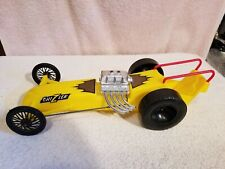 """VINTAGE 1960'S PROCESSED PLASTIC CO. CHIZLER #180 RACE CAR DRAGSTER """"NICE"""""""
