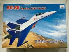 "MINI HOBBY MODELS 1/48 RUSSIAN SU-30  "" TEST PILOTS "" JET FIGHTER KIT# 0307 F/S"